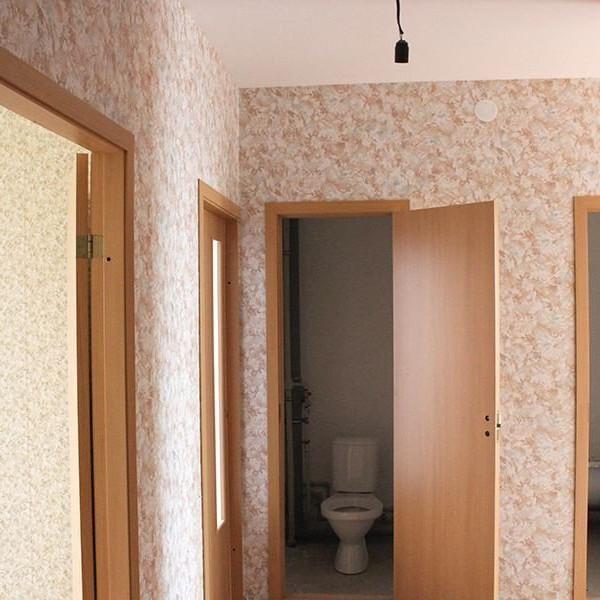 ЖК Тридевяткино царство, отделка, комната, квартира, коридор, холл